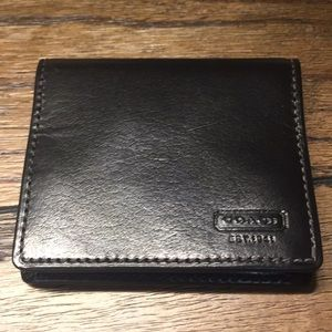 NEW Coach coin Wallet